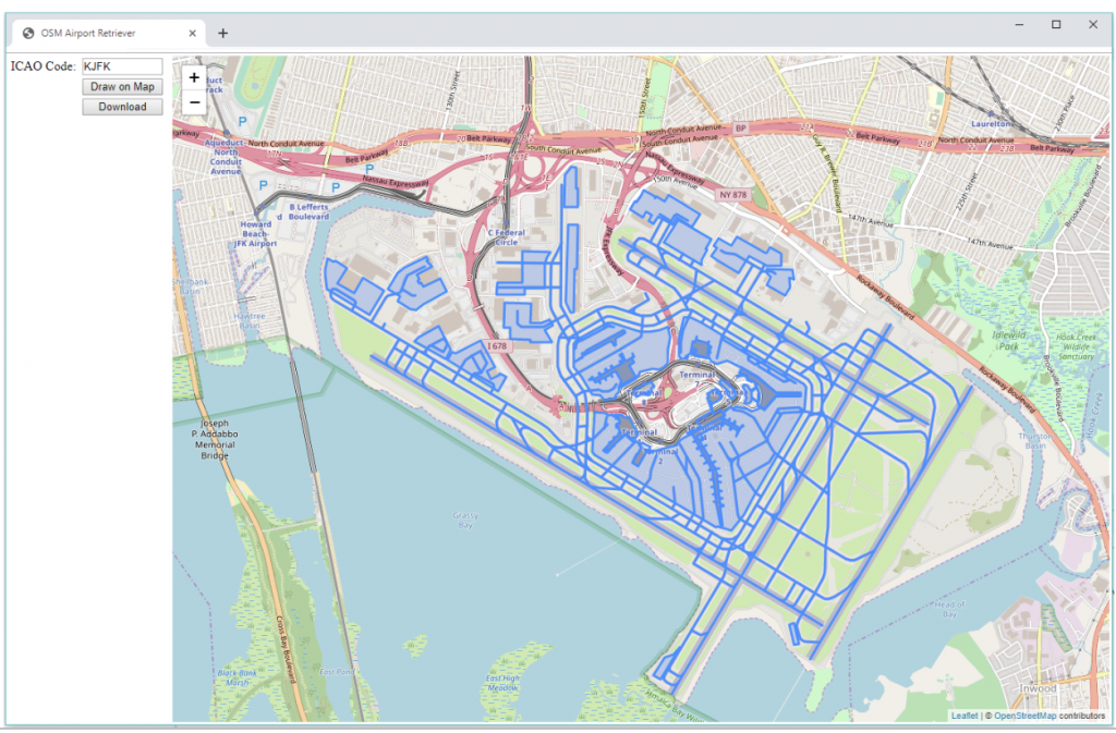 serverless computing airport viz 3